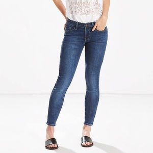 Levi's Jeans - Levi's 711 Skinny Ankle Jeans